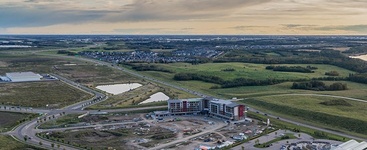 Anthony Henday Business Park (AHBP) - 2019
