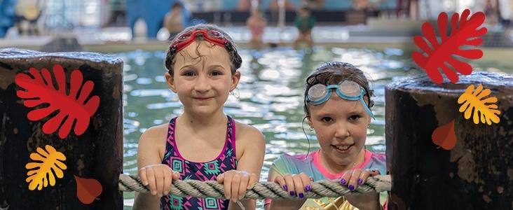 Children at Fountain Park Recreation Centre