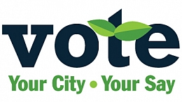 Vote - Your City, Your Say - October 18, 2021