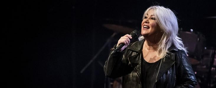 Jann Arden performs at the Arden Theatre