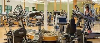 Servus Place has an excellent fitness centre