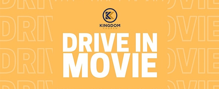 """Image with words """"Drive-In Movie"""""""