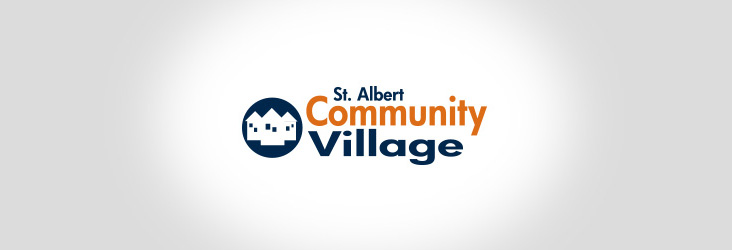 St. Albert Community Village Logo