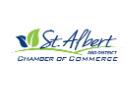 St. Albert Chamber of Commerce logo