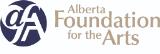 Alberta Foundation for the Arts logo