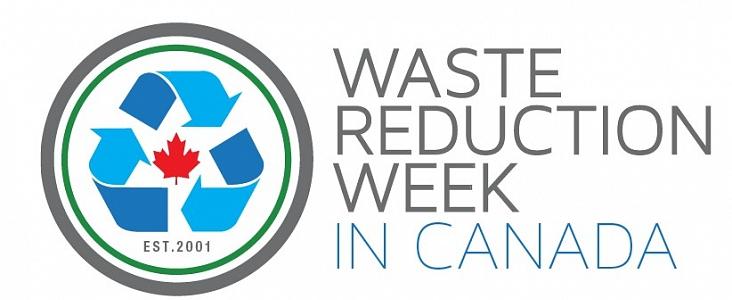Waste Reduction Week Canada logo