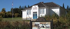 The Little White School House
