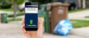 Be Waste Wise app.