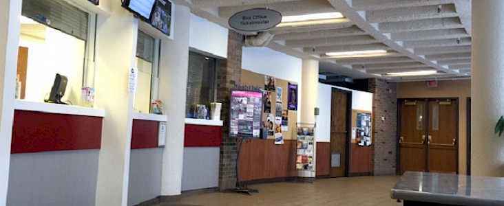 Photo of the Arden Theatre Box Office