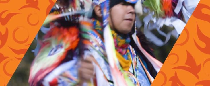 Aboriginal Dancer performing