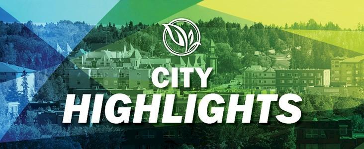 City Highlights Newsletter Header Image
