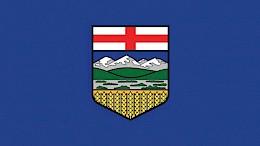 Province of Alberta Crest