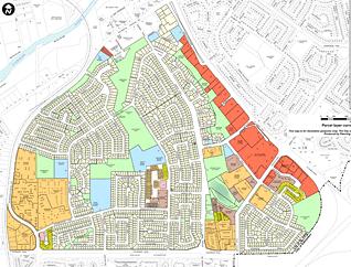 Grandin neighbourhood map preview