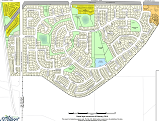 Heritage Lakes neighbourhood map preview