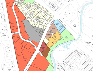 Inglewood neighbourhood map preview