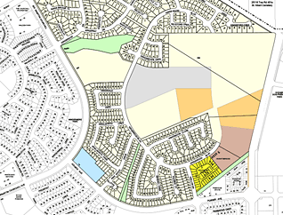 Kingswood neighbourhood map preview