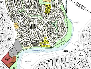 Oakmont neighbourhood map preview