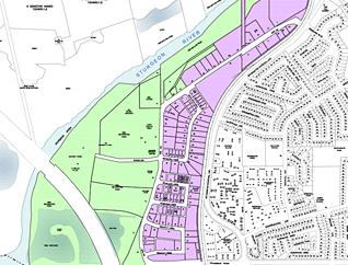 Riel neighbourhood map preview