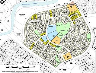 Woodlands neighbourhood map preview