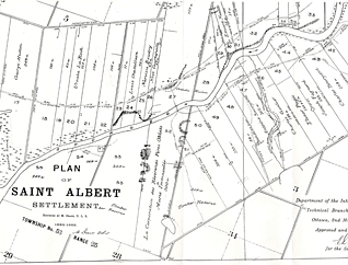 1884 Settlement Plans map preview