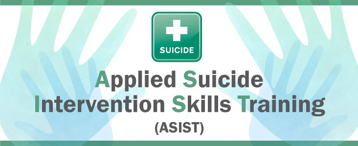 Applied Suicide Intervention Skills Training logo
