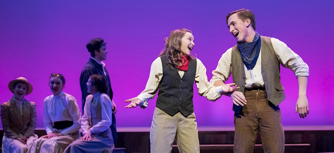 A scene from the SACT production of Tuck Everlasting