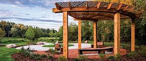 Kâkesimokamik - The St. Albert Healing Garden