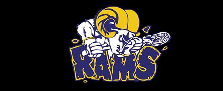 St. Albert Rams Lacrosse logo