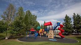 St. Albert playground